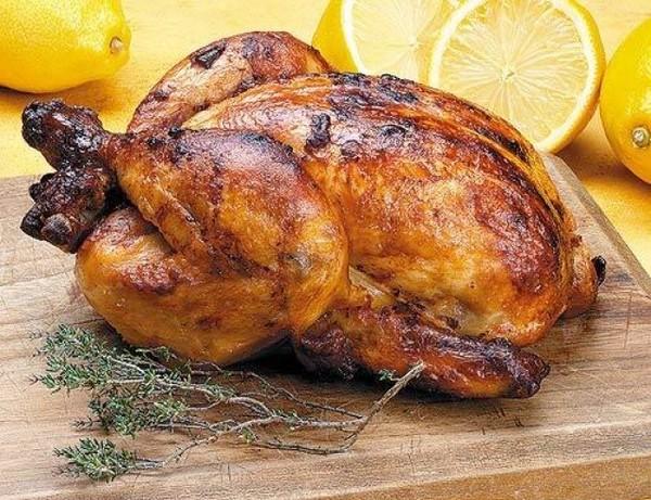 Вкусныеы курицы гриль