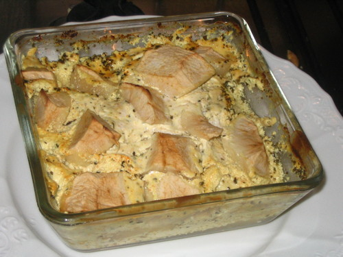 Филе курицы рецепт в сметане в духовке рецепт