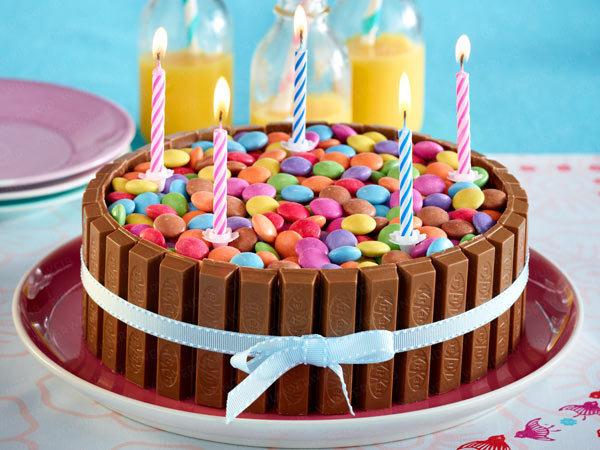 Торт украшенный ммдем рецепт