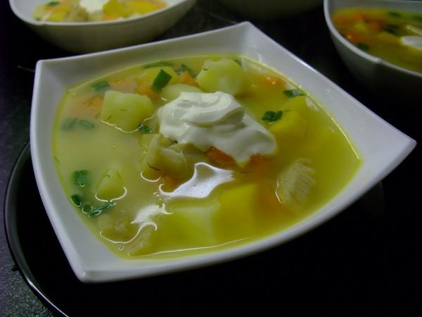 Как правильно сварить суп солянку