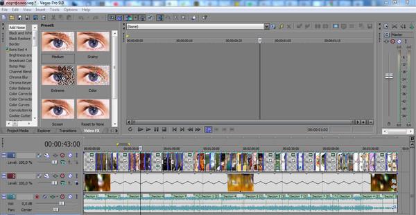 Как сделать видео на весь экран в sony vegas pro 11 - Модная точка