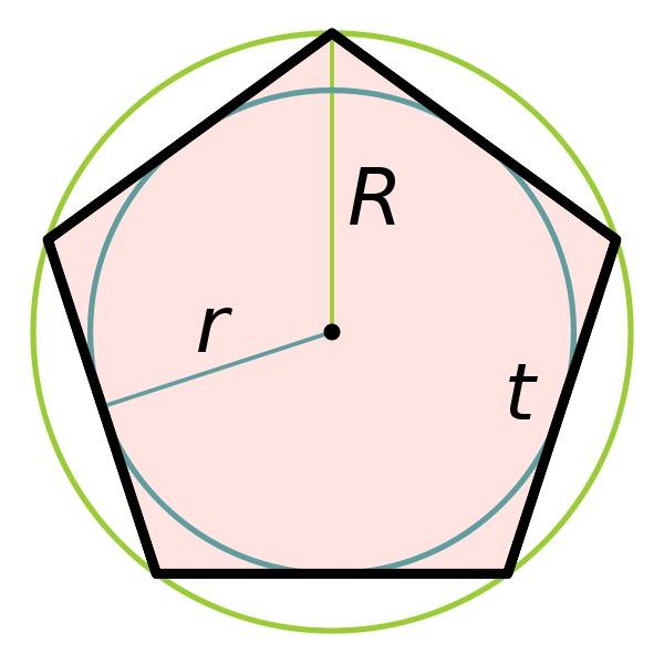 Как сделать пятиугольник на круге - Stp-lab.ru