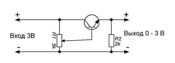 Стабилизатор на 5 вольт своими руками схема 67