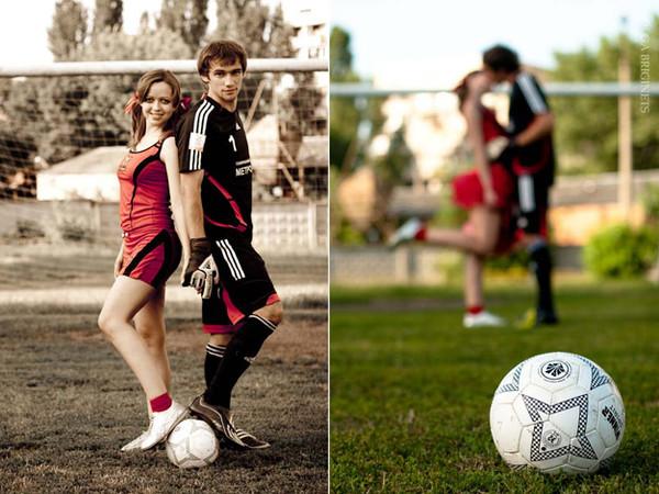 любовь к футболу фото