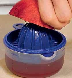 Как выдавить гранатовый сок в домашних условиях