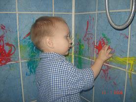 Со скольки можно учить ребенка рисовать