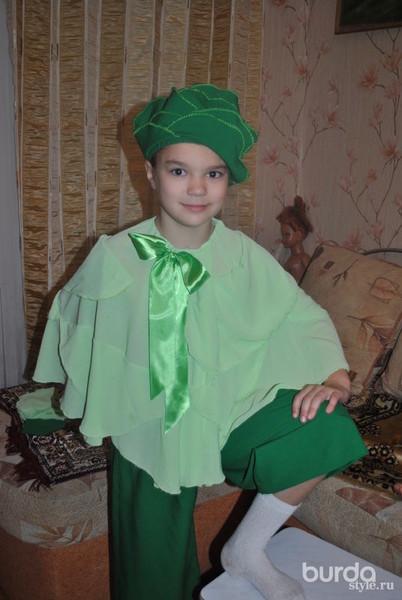 Карнавальные костюмы капуста