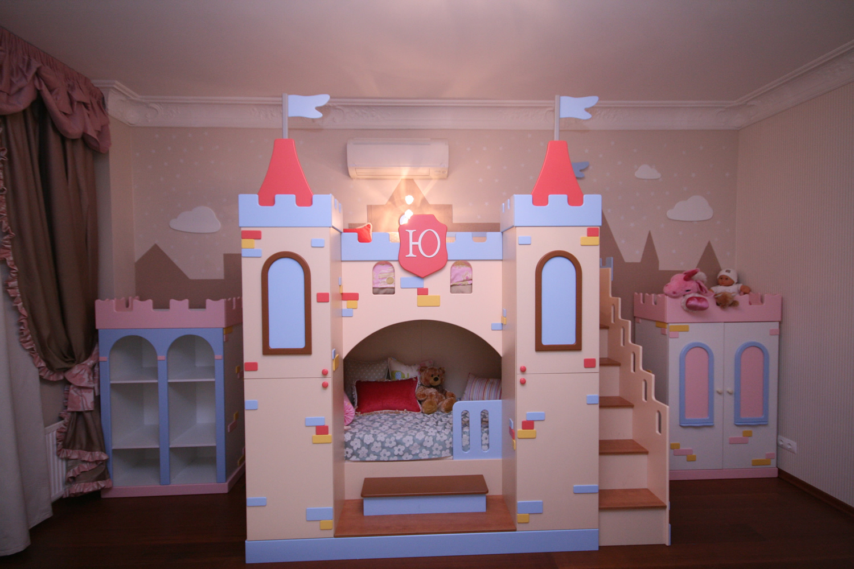 Детский домик из гипсокартона