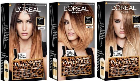 Как называется осветление кончиков волос