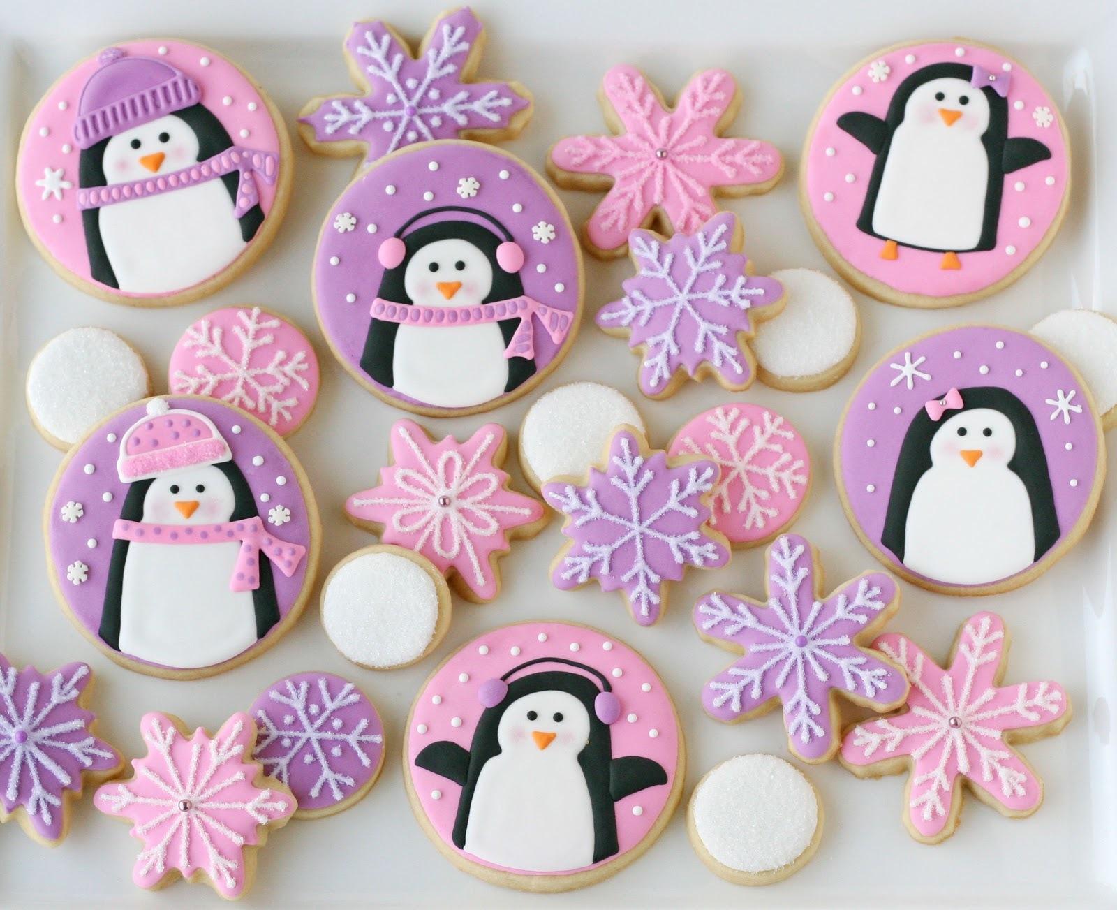 Рецепты новогодних сладостей своими руками