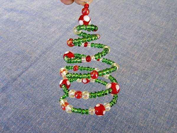 идеи для подарка на новый год своими руками из бисера - В помощь Самоделкину