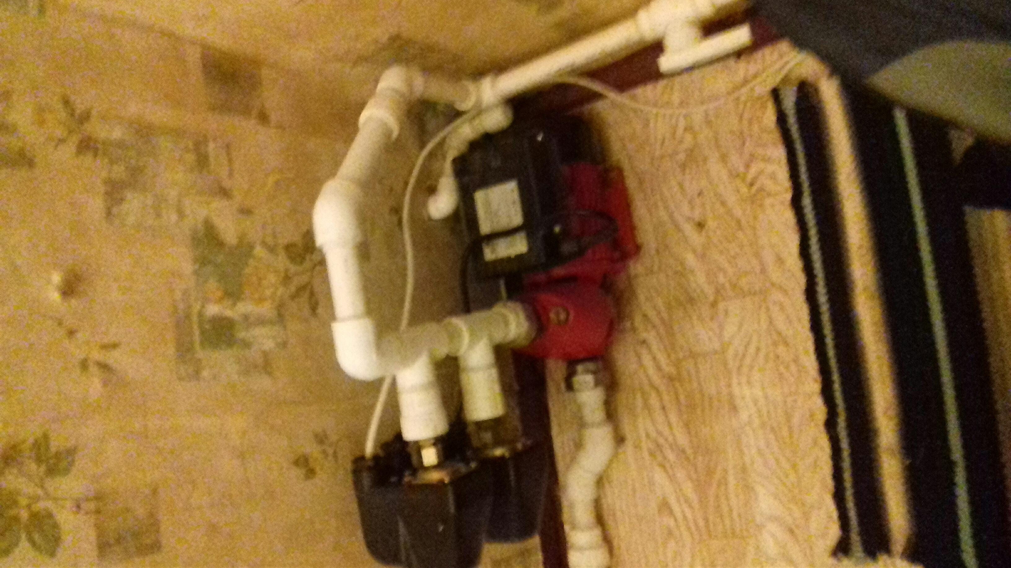 Почему нет напора горячей воды при газовой колонке