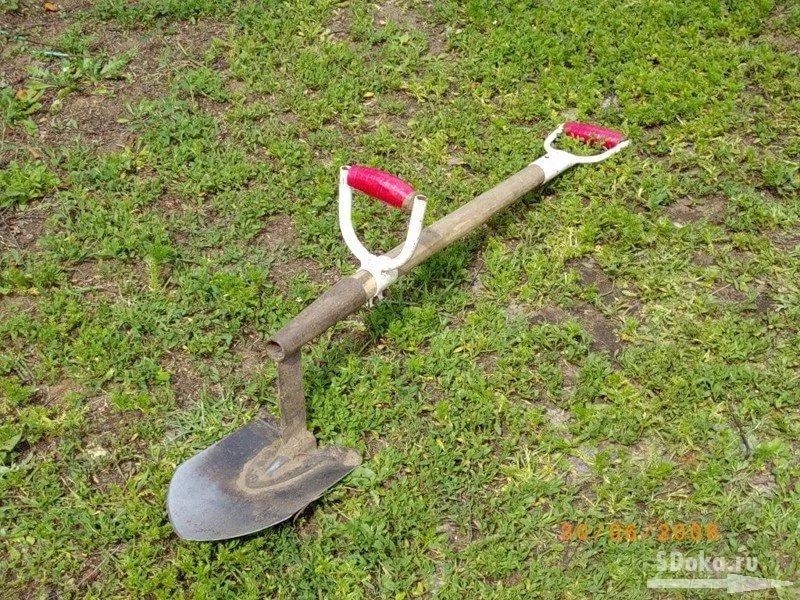 Самодельные лопаты своими руками