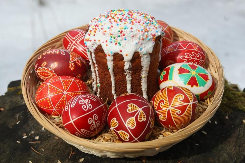 Великая Пасха – праздник всех православных!