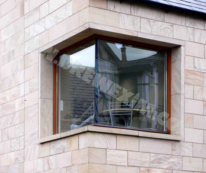 Угловое окно как сделать 686