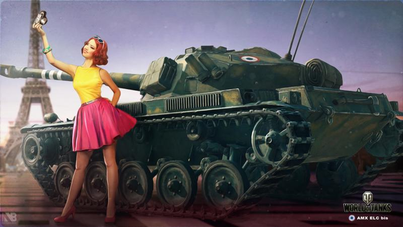 photo of girls танки № 31793