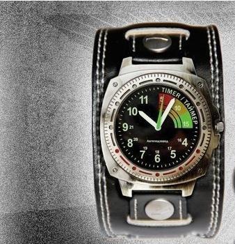 Часы из метро 2033