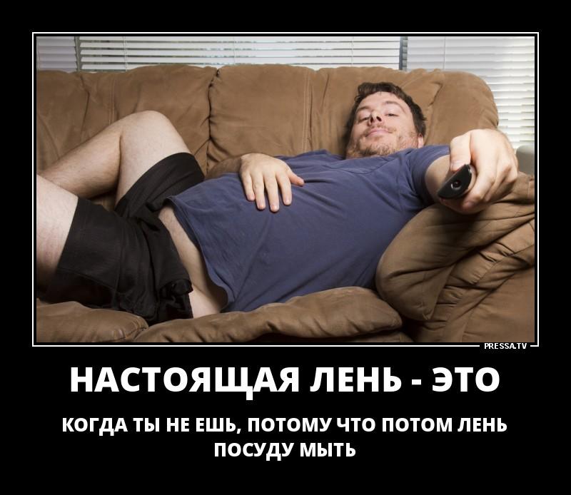 Анекдоты Про Ленивого