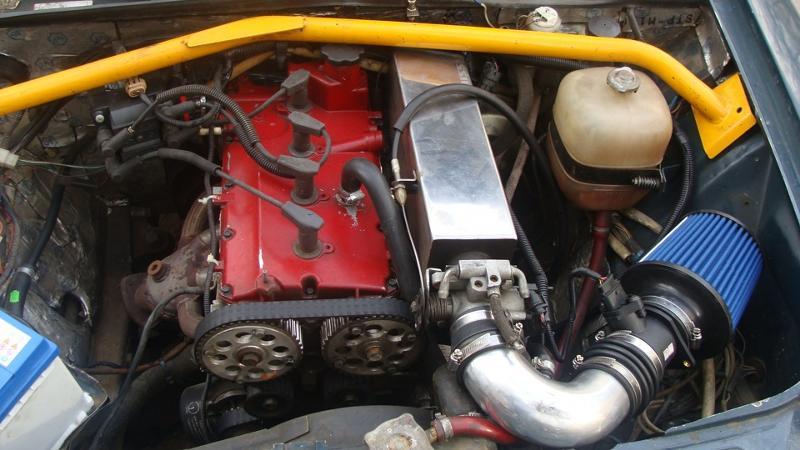 Как поставить 16 клапанный двигатель на ваз 2106 своими руками подробно
