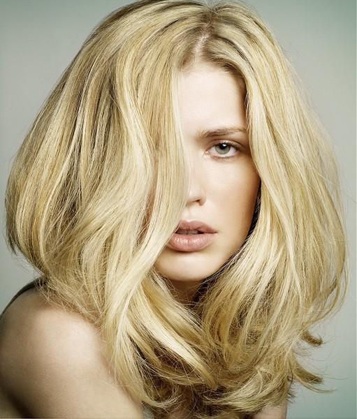 светло русый цвет волос фото: