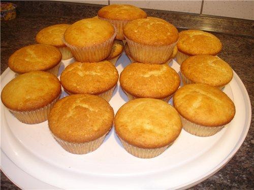 Рецепт кекса на кефире в домашних условиях с фото