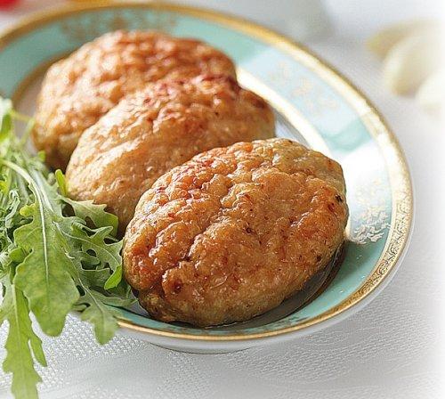 Котлеты из индейки с курицей рецепт