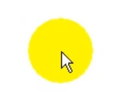 """Как сделать на мышке курсор желтым кругом - Дюсш 2 """"Юность"""""""