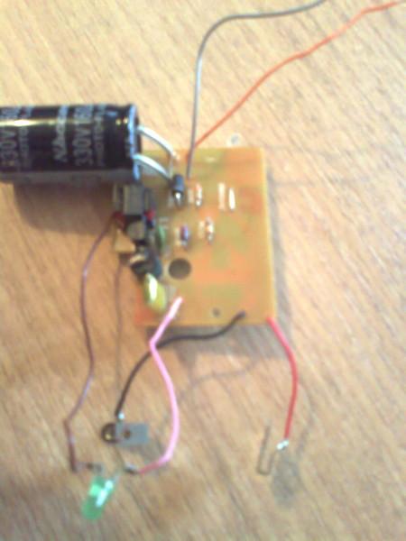 Ответы@Mail.Ru: Помогите сделать мини электрошокер из вспышки