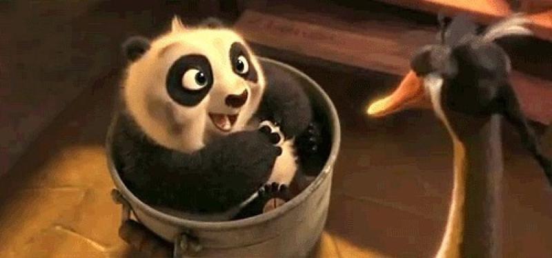 Kung fu panda gif