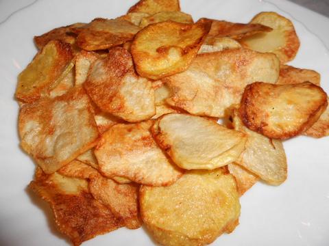 Как самому сделать чипсы 157