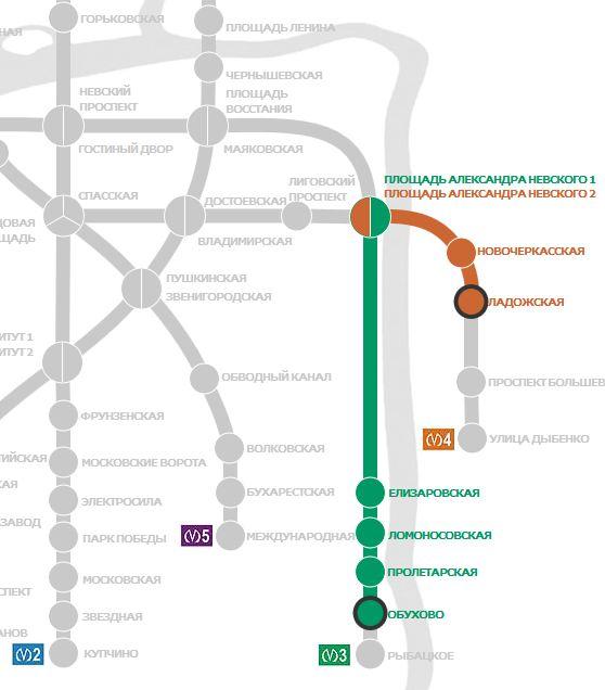 Работа как пройти на ладожский вокзал с метро семян