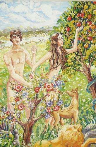Деревья, пейзаж, сад, цветы, фото, обои, картинка #552307 - карточка от пользователя basistaia17basistaya в