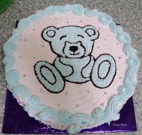 Как сделать картинку на торте в домашних условиях