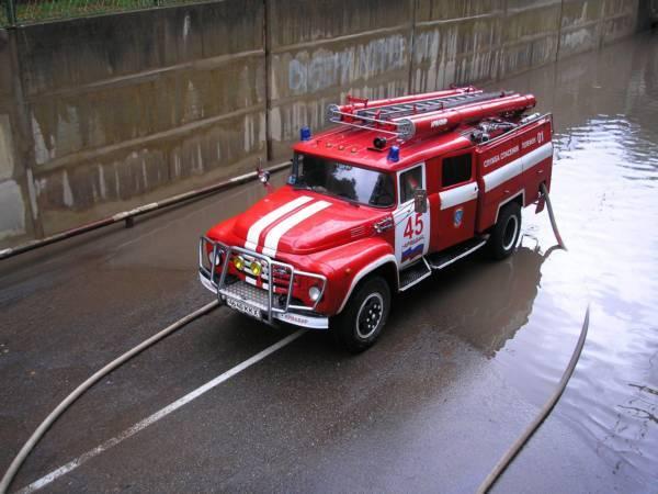 Попытка взлома банкомата автогеном вызвала пожар в больнице на Урале. Поде