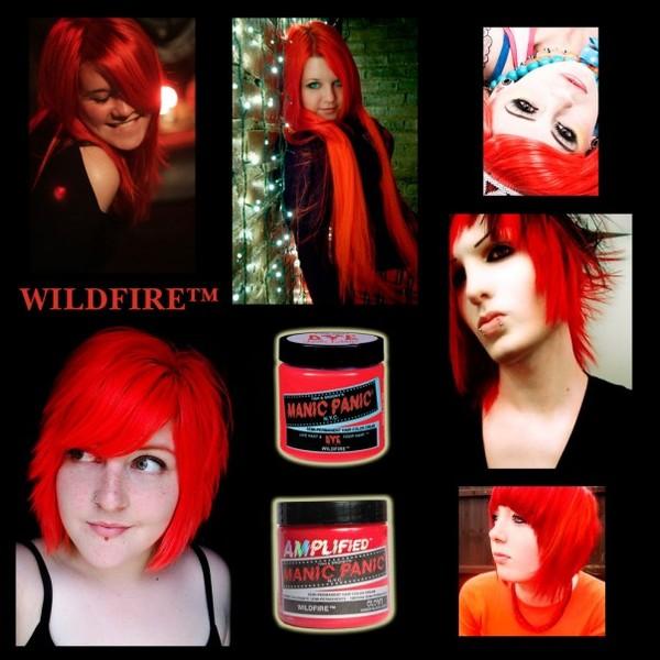 Как сделать красную краску для волос 479