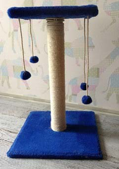 Точилка для когтей кота