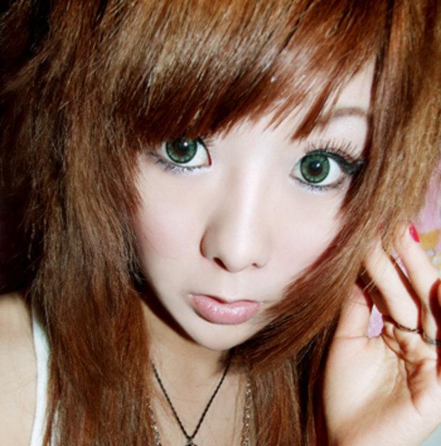 Почему японцы рисуют большие глаза
