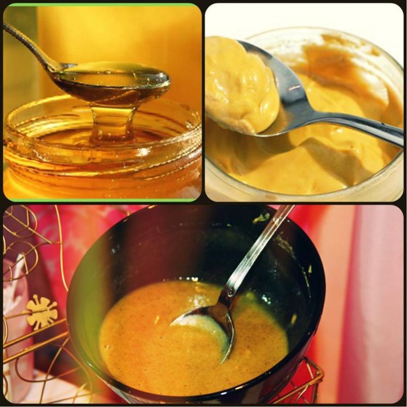 Горчично-медовое обёртывание в домашних условиях
