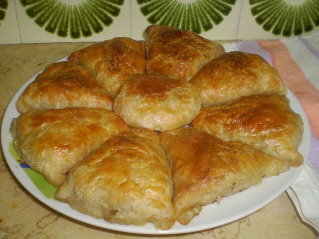 Самса с мясом рецепт с пошагово в духовке