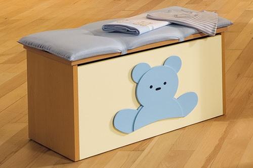 Как сделать коробку или ящик для игрушек