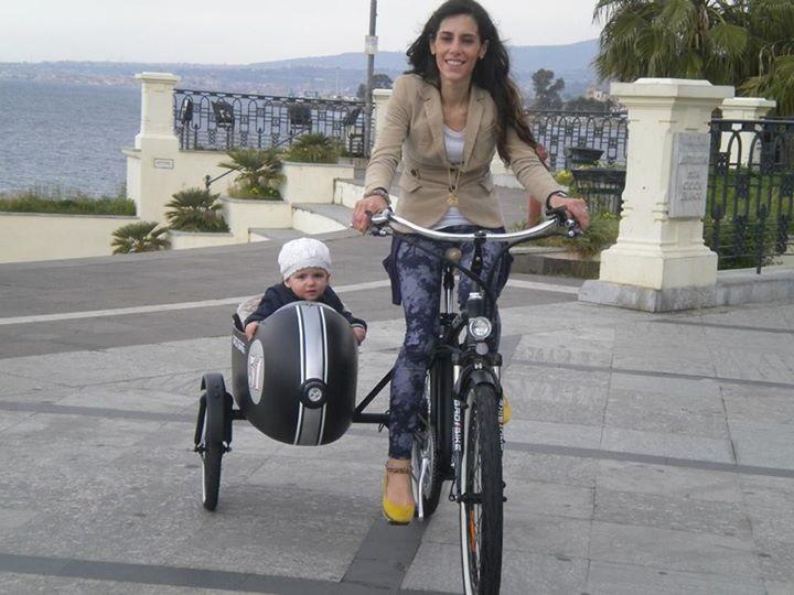 Велосипед с коляской для детей своими руками 73