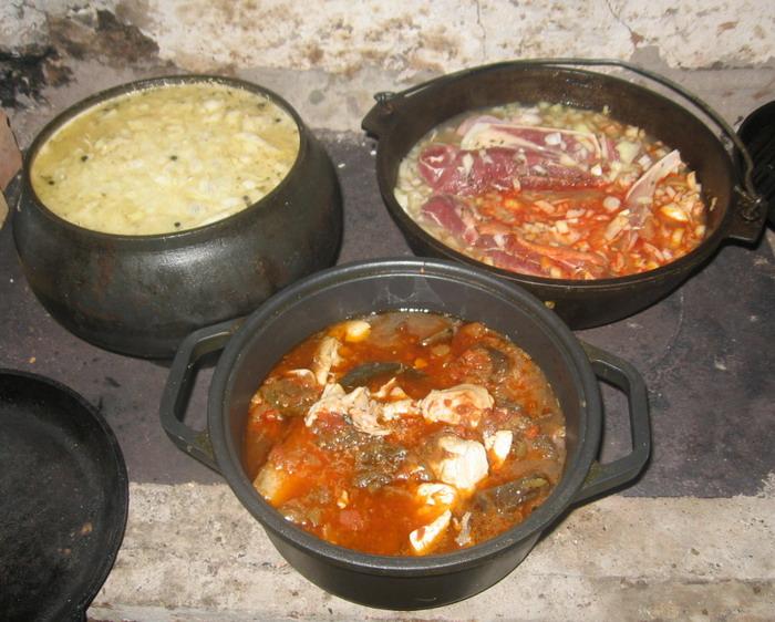 Блюда в печке рецепты с фото