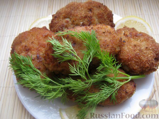 Рубленные куриные котлеты из свинины рецепт