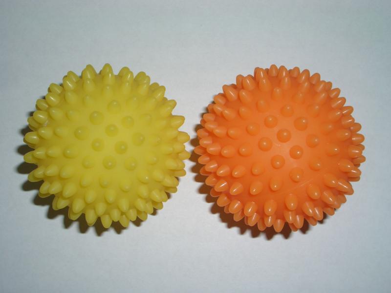 Как сделать шарики для стирки