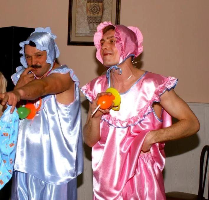Смешные костюмированные поздравления на день рождение