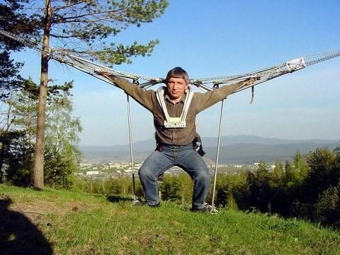 Летательный аппарат для человека своими руками