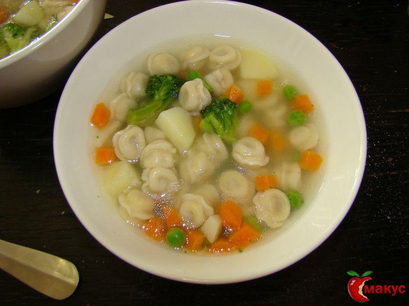 Рецепты супов на скорую руку с фото