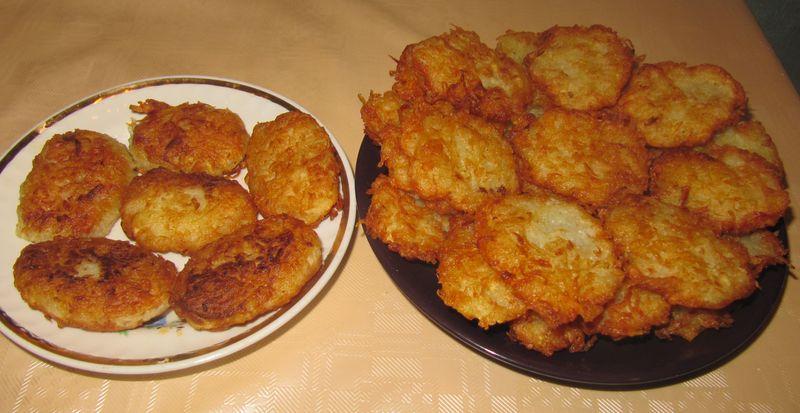 Как правильно готовить драники из картошки рецепт с фото пошагово