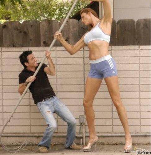 Самая высокая девушка рост порно видео фото 288-488