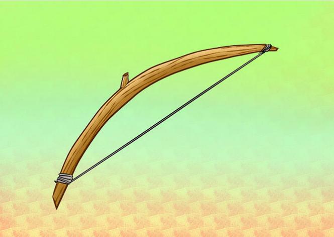 Как сделать лук 10 летнему - ВМС Строй